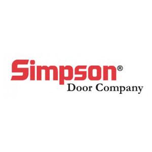 Simpson Doors logo