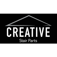 creative stair parts logo